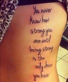 tattoo quotes about being strong in life pin by shannon butler on living with ms pinterest