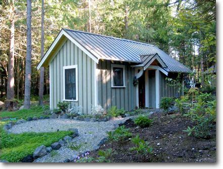 simple guest house plans ross chapin s blue sky cabin this is a simple and appealing plan for a retreat in the