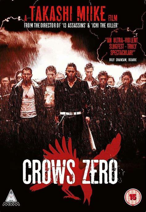 film bagus crows zero 1 crow zero series crows クローズ kurōzu anime amino