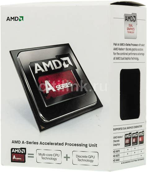 Ad6300okhlbox A4 6300 Amd Processor amd a4 6300