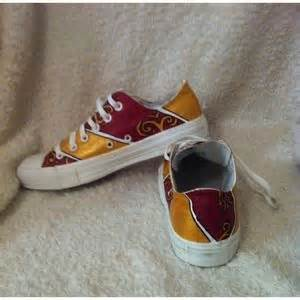 Handmade Shoes Sydney - custom painted san francisco 49ers shoes 8 5 from sydney s