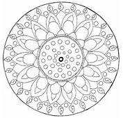 Coloriage Mandala En Ligne  AZ