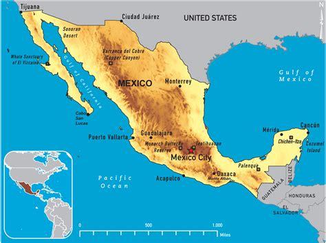 map of mexico yucatan peninsula mexico map 2011 and of yucatan peninsula world maps