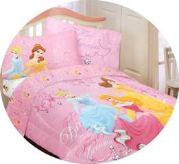 4pc disney princess tale bedding set