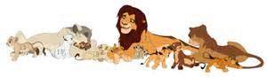lion pride adoptables brizzadoptsxx deviantart