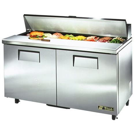 True Tssu 60 16 Refrigerated Salad And Sandwich Prep Table