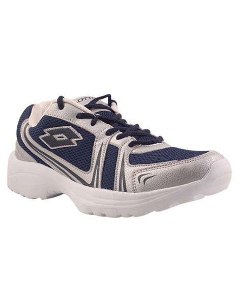 lotto silver sport shoes price in india buy lotto silver