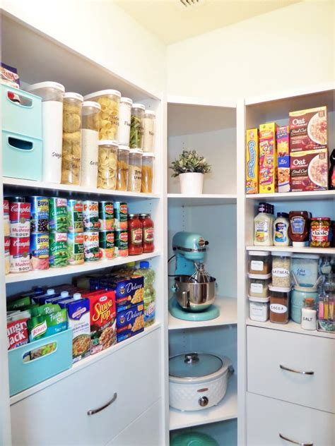 pantry organization and tour w closetmaid space creations