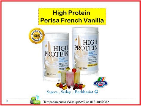 Minuman Whey Protein minuman kesihatan whey protein untuk badan