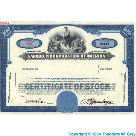 collection of solutions sample stock certificate template on mon