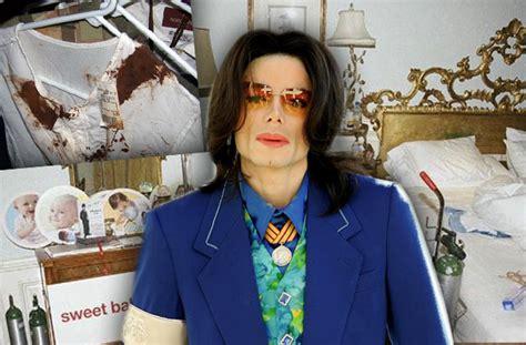 michael jackson death bed blood propofol baby dolls inside michael jackson s terrifying death room radar