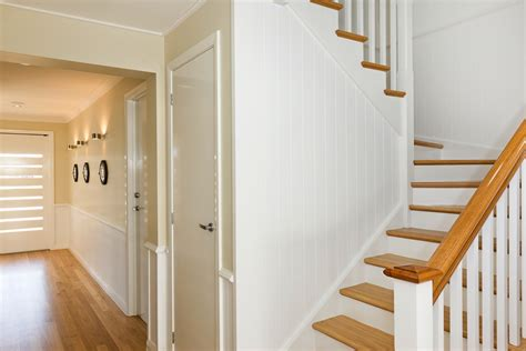 Timber Stairs Treads Sydney   Mono Stringer Stairs Sydney