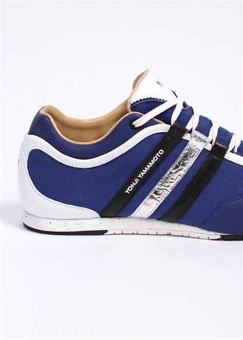 Adidas Y3 Yohji Yamamoto Premium 1 y3 adidas yohji yamamoto boxing trainers blue y3