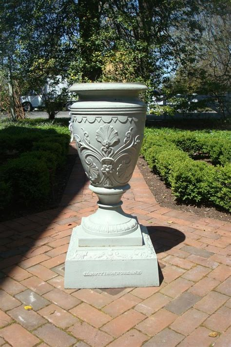 Garden Antiques by Garden Planters Aileen Minor