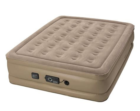 insta bed raised air mattress with never flat pump insta bed raised air mattress with never flat pump only