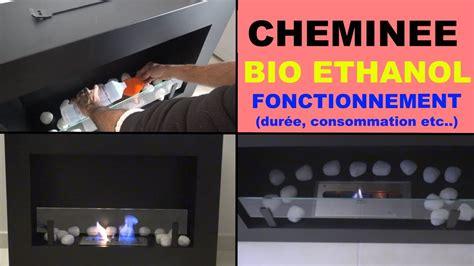 cheminee bio cheminee bio ethanol fonctionnement