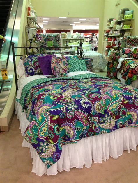 Check out Vera Bradley bedding! Only at Dillard's