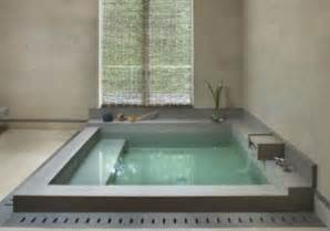 sunken concrete tub and why it s a bad idea modern