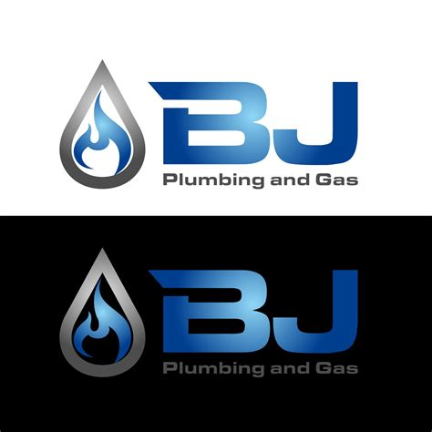 Plumbing And Gas by 151 Personable Economical Plumbing Logo Designs For Bj