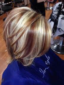bob hair with high lights and lowlights highlights and lowlights highlights hair hairstyle