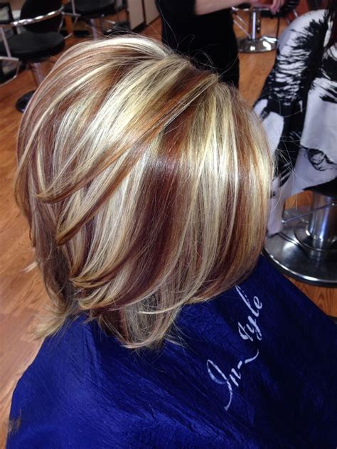 haircuts with color and highlights highlights and lowlights highlights hair hairstyle