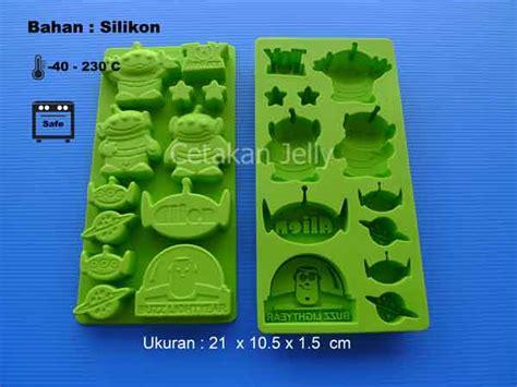 cetakan silikon coklat puding story cetakan jelly cetakan jelly