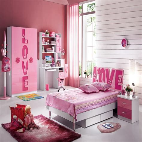 tips for pink bedroom furniture interior decorating colors