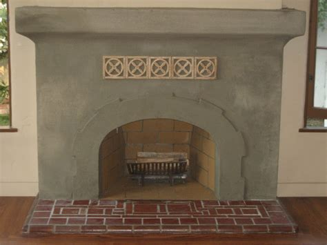 Stucco Fireplace Designs by Stucco And Plaster Fireplace Photos In San Diego Custom