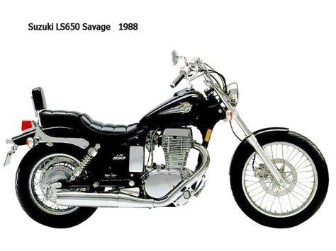 Suzuki Savage Battery Size Suzuki Motorbikespecs Net Motorcycle Specification Database
