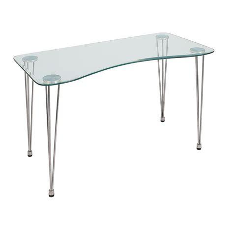 scrivania trasparente scrivania rond 242 trasparente bizzotto homemotion miglior