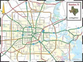 map of cities near houston object moved