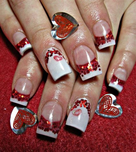 valentines day nail 40 valentines day nails designs for 2018