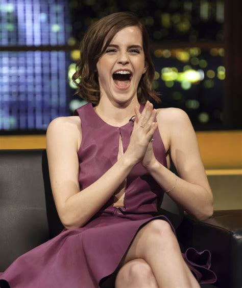 emma watson laughing emma watson emma watson from child actress to