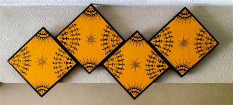 Madhurie Pandit Colourful, handmade Warli Warll Art