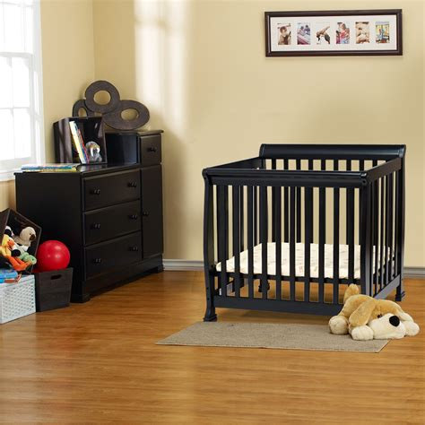 Mini Crib And Changer Combo Crib Dresser Combo Bestdressers 2017