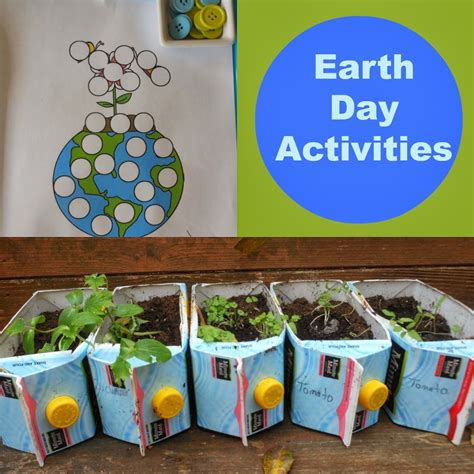 day activities for epic earth day activities for living