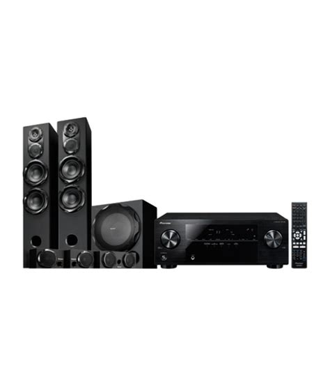 buy pioneer htp rs 49 home theatre system at best