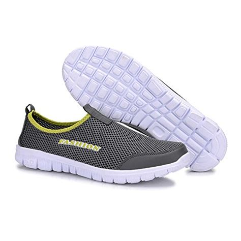 comfortable slip on walking shoes welmee men s breathable comfortable sneakers lightweight