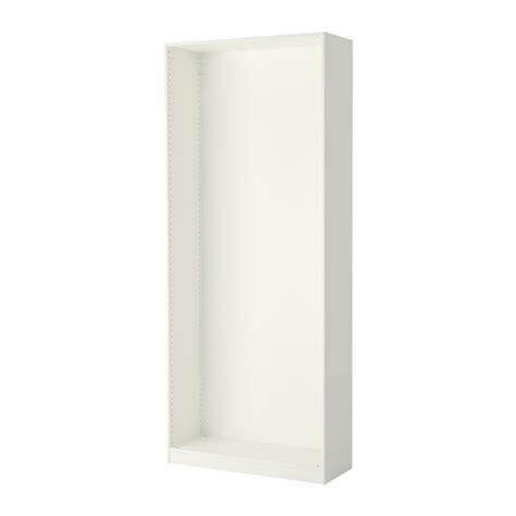 struttura armadio ikea pax struttura per guardaroba bianco ikea