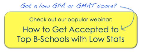 Mba Schools That Accept Low Gpa by Low Gmat Verbal Score Here S What To Do