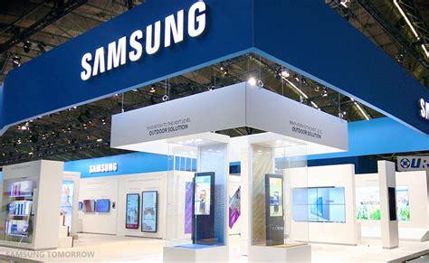 Samsung Electronics America Columbia Mba Linkedin by Samsung Electronics Reveals Innovations In Digital Display