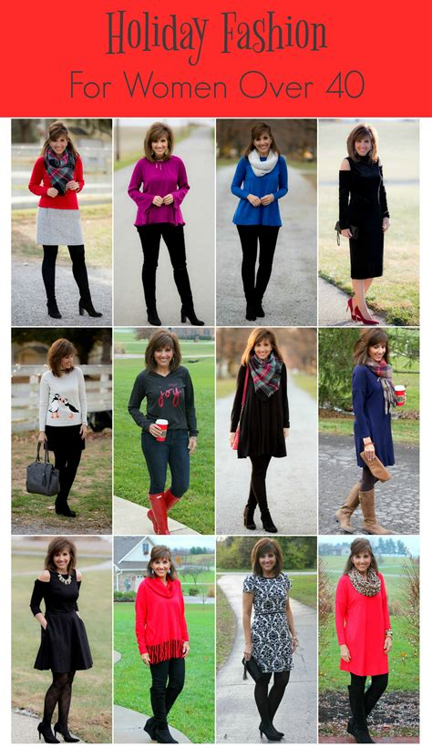 christmas outfits for 40s inspiration cyndi spivey