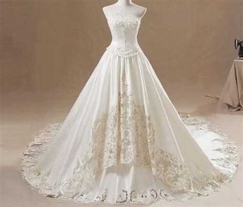 Wedding Dress Handmade - wedding dress handmade bridal gown wedding gown