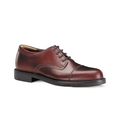 dockers oxford shoes dockers gordon cap toe oxfords in brown for cordovan
