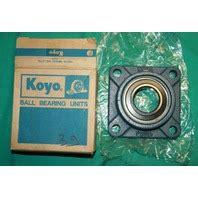 Bearing F209 koyo flange bearing f209 uk f 209 uk209ucs09 new ebay