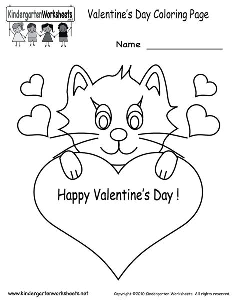 valentine coloring page for kindergarten 1000 images about valentine s ideas on pinterest