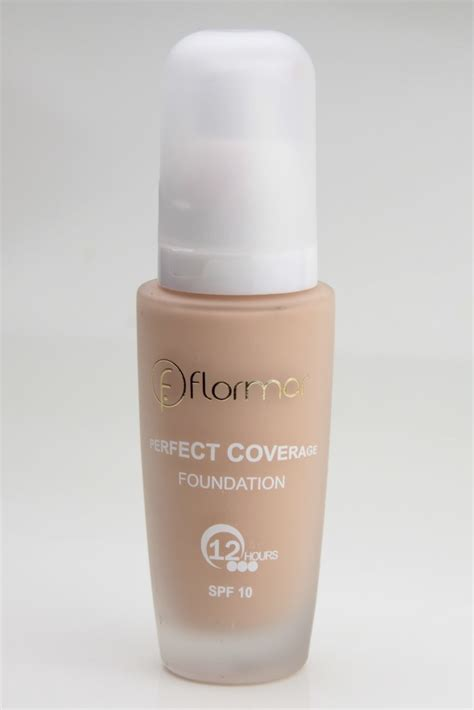 Foundation Flormar Flormar Coverage Foundation Magimania