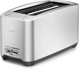 Breville Long Slot 4 Slice Toaster Catalog Detail Breville Die Cast 4 Slice Long Slot Smart