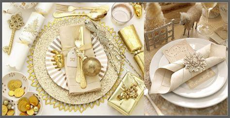 tavola natalizia oro come apparecchiare la tavola di natale