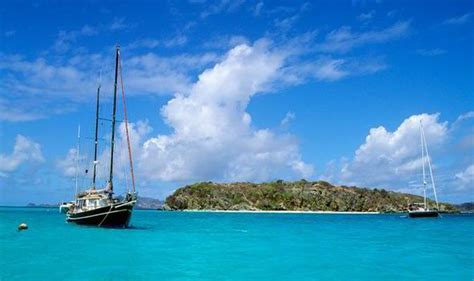 sail   caribbean seas   grenadines travel news travel expresscouk